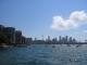 Hafen und Skyline von Darling Point aus fotografiert