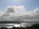Wolken ueber Sydney, Standort: hoch ueber der Rose Bay