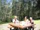 Noreen, Joanna und ich in den Dandenong Ranges