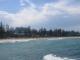Der Manly Beach an einem Sonntag Mittag im Sommer
