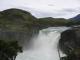 Ein Wasserfall im Nationalpark