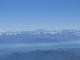 Die Anden zwischen Puerto Montt und Santiago de Chile