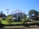 Die Iglesia Hanga Roa auf der Isla de Pascua (Osterinsel)