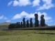 Die Moai von Ahu Tongariki