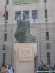 Der Expraesident Salvador Allende