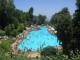 Das Schwimmbad Topahue im Parque Metropolitan
