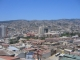 Der ebene Teil und die Huegel von Valparaiso