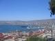 Der Hafen und der oestliche Teil Valparaisos