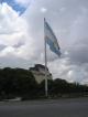 Das Hauptquartier der argentinischen Amee in Buenos Aires
