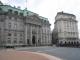 Die argentinische Nationalbank am Plaza de Mayo