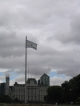 Ein Regierungsgebaeude in Buenos Aires