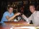 Ramon und ich und argentinischer Rotwein