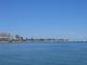 Die Halbinsel von Punta des Este mit dem Yachthafen