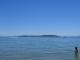 Eine vorgelagerte Insel