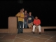 Gruppenfoto an der Uferpromenade