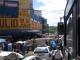 Eine verstopfte Strasse in Ciudad del Este