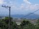 Blick von einem Huegel auf die Bucht, um die herum Rio gewachsen ist