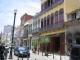 Kolonialzeitfeeling in den engen Strassen der Innenstadt