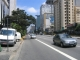 Die Av. Paulista in Sao Paulo