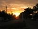 Sonnenuntergang in Corumba