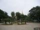 Der zentrale Platz in Corumba