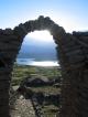 Das Tor zum Pachamamatempel auf Amantani