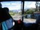 Blick aus unserem Tourbus in der Naehe von Urubamba