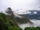 Mystische Wolken am Machu Picchu