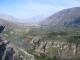 Der Colca Canyon bei einem Stopp auf dem Weg zum Cruz del Condor