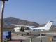 Unser Flugzeug in Nasca