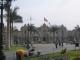 Der Palacio de Gobierno in Lima