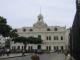 Das Rathaus am Plaza de Armas