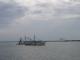 Fischerboote im Hafen von Puerto Bolivar