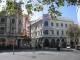 Kolonialbauten in der Altstadt von Quito