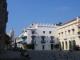 Der Plaza de los Coches hinter dem Tor