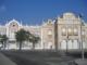 Ein weiteres Kolonialgebaeude in Cartagenas El Centro