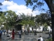 Die Bolivar Statue in der Geburtsstadt des Libertadore