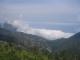 Blick von der Bergstation des Teleferico hinunter aufs Meer