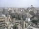 Blick aus dem 15. Stock ueber Downtown Kairo