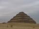 Die Stufenpyramide des Djoser, der erste monumentale Steinbau der Welt