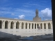 Der Innenhof der El Hakim Moschee