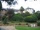 Blick vom Hostel auf Zentral Johannesburg