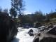 Der kleine Fluss am Sani Pass