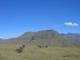 Der Ndlovini Mountain, den ich hinaufgeklettert bin