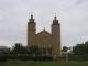 Die Kathedrale von Maseru