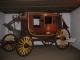Postwagen im Wagenmuseum in Bloemfontein