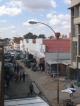 Eine Marktstrasse in Bloemfontein
