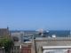 Blick auf den Hafen von Port Elizabeth