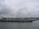Der Yachthafen in der Knysna Lagoon