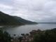 Der Zugang vom Meer in die Knysna Lagoon